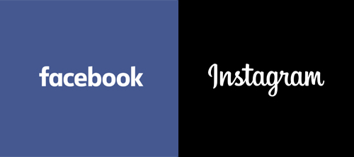 Facebook a Instagram